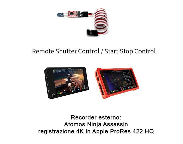 Accessori compatibili con DJI Matrice 600 Pro